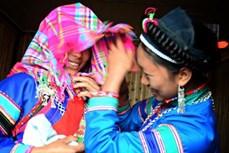Tiếng kèn Pí lè trong lễ cưới của người Phù Lá ở Lào Cai