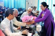 Thành phố Hồ Chí Minh: Họp mặt kỷ niệm 77 năm Ngày Khởi nghĩa Nam kỳ