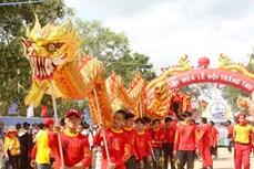 Bình Thuận: Đặc sắc Lễ hội văn hóa du lịch Dinh Thầy Thím