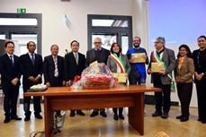 加强东盟各国与意大利各地方的合作