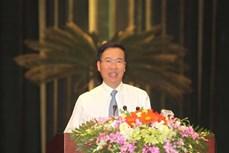 越南全国新闻媒体2018年工作计划部署会议在胡志明市召开