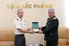 越南十分重视与日本的防务合作