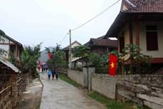 Cuộc sống mới của đồng bào Thái ở khu tái định cư thủy điện Hủa Na