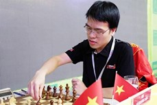 来自22个国家和地区的198名棋手参加2017年HDBank国际象棋公开赛