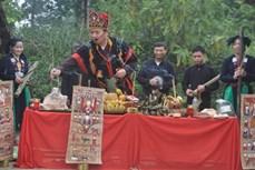 Lễ hội cầu mùa và vũ điệu Tắc Xình của dân tộc Sán Chay