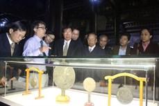 """""""历史上的越日贸易交流""""展览会在承天顺化省举行"""