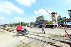 Tổng công ty Đường sắt phản hồi về một số sai sót tại dự án 133 đường ngang
