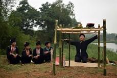 Lễ tra hạt đầu năm mới – nét văn hóa độc đáo của người Khơ Mú ở Điện Biên