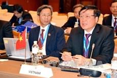 第五届东盟法院院长会议在文莱召开