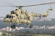 泰国拟再次购买俄罗斯5台直升机