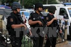菲律宾手榴弹爆炸 致4死23伤