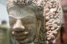越南考古文物展在德国备受欢迎