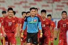 越南U20前往德国进行训练