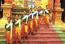 高棉族妇女传统服装的独特魅力