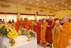 迎接柬老缅泰传统新年活动在胡志明市举行