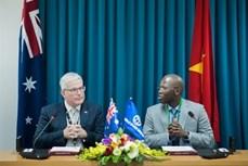 世界银行与澳大利亚共同协助越南实现发展议程目标