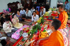 Lễ cưới truyền thống của người Khmer