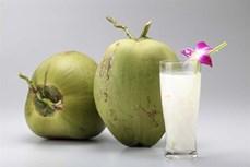 Nhiều lợi ích bất ngờ của nước dừa