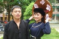 Trang phục của người Tày Cao Bằng