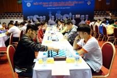 2017年全国国际象棋锦标赛正式开赛近100名最佳选手参赛