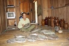 Bà con Đăk Pne lưu giữ văn hóa cồng chiêng dân tộc Ba Na
