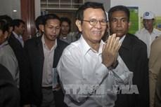 Campuchia: Đảng đối lập CNRP giữ nguyên Ban lãnh đạo mới