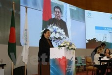 议联第136届大会:越南积极建言献策 努力减少不平等现象