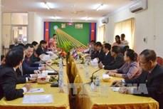 50 năm quan hệ Việt Nam - Campuchia: Tăng cường hợp tác giữa 2 tổ chức mặt trận