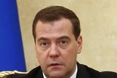 Thủ tướng Dmitry Medvedev quan ngại về nguy cơ đụng độ giữa quân đội Nga với Mỹ tại Syria