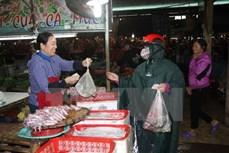 恢复越南中部海域的平静 坚决惩罚煽乱分子