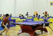 第35届《人民报》全国乒乓球锦标赛即将在海阳省举行