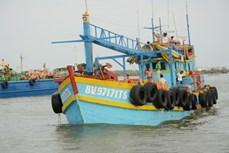 越南政府下发通知 管制本国渔民在他国海域非法捕捞行为