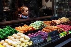 """Macaron - """"cô tiểu thư"""" của ẩm thực Pháp"""