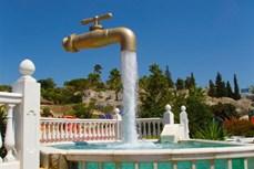 Những tuyệt tác nghệ thuật đài phun nước