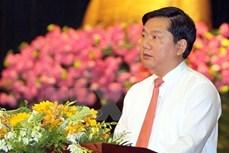 Ông Đinh La Thăng bị kỷ luật cảnh cáo, thôi giữ chức Ủy viên Bộ Chính trị