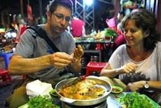 胡志明市街头美食文化及其活力