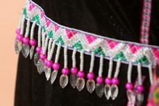 Nét độc đáo trong trang phục truyền thống của phụ nữ La Hủ ở Lai Châu