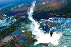 Chiêm ngưỡng vẻ đẹp thác Iguazu
