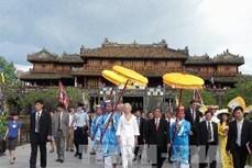 Hoàng cung Huế là 1 trong 7 điểm tham quan du lịch hàng đầu Việt Nam