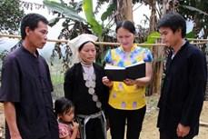 Kon Tum đẩy mạnh phát triển đảng ở vùng đồng bào dân tộc thiểu số, công giáo