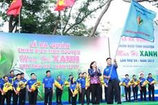 6万名青年志愿者参加2017年绿色夏季志愿者活动