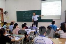 Bộ Giáo dục và Đào tạo quy định về định mức người làm việc trong trường học