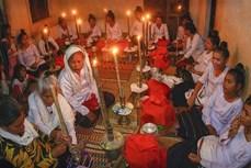 Đặc sắc lễ trưởng thành của thiếu nữ Chăm Bàni