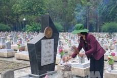 中央民运部部长:广治省应继续关照对革命有功者的生活