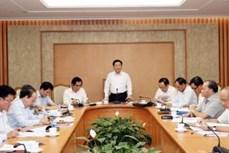 王廷惠副总理:需查明公共投资资金到位进度缓慢原因