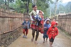 Đảm bảo quyền cho trẻ Đan Lai