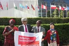 越南将继续积极参与全球老年人权益促进和保障工作