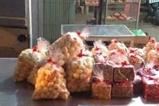 北宁省美味食品——芋头饼