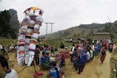 Tục lệ đám ma của người Mông Cốc Ly