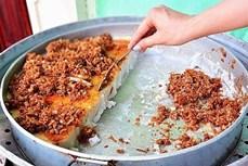 海防白糕——特色乡村菜